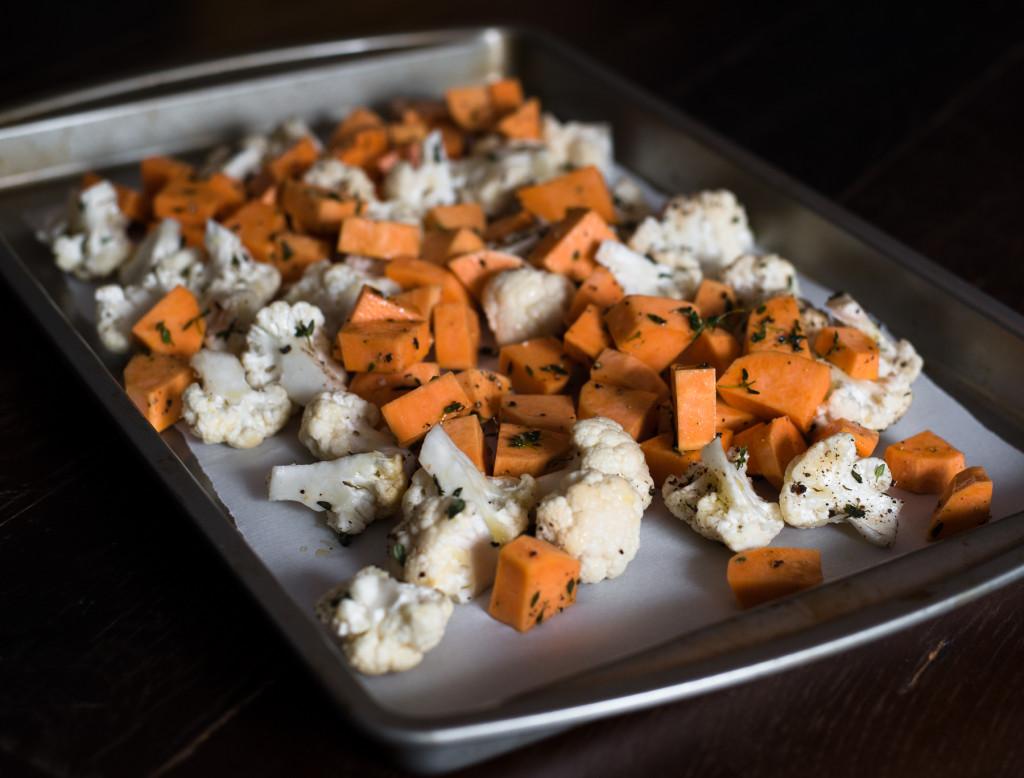 Winter Arugula Salad // Oakhurst.Kitchen.com