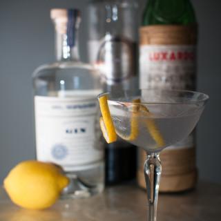 Aviation Cocktail // OakhurstKitchen.com