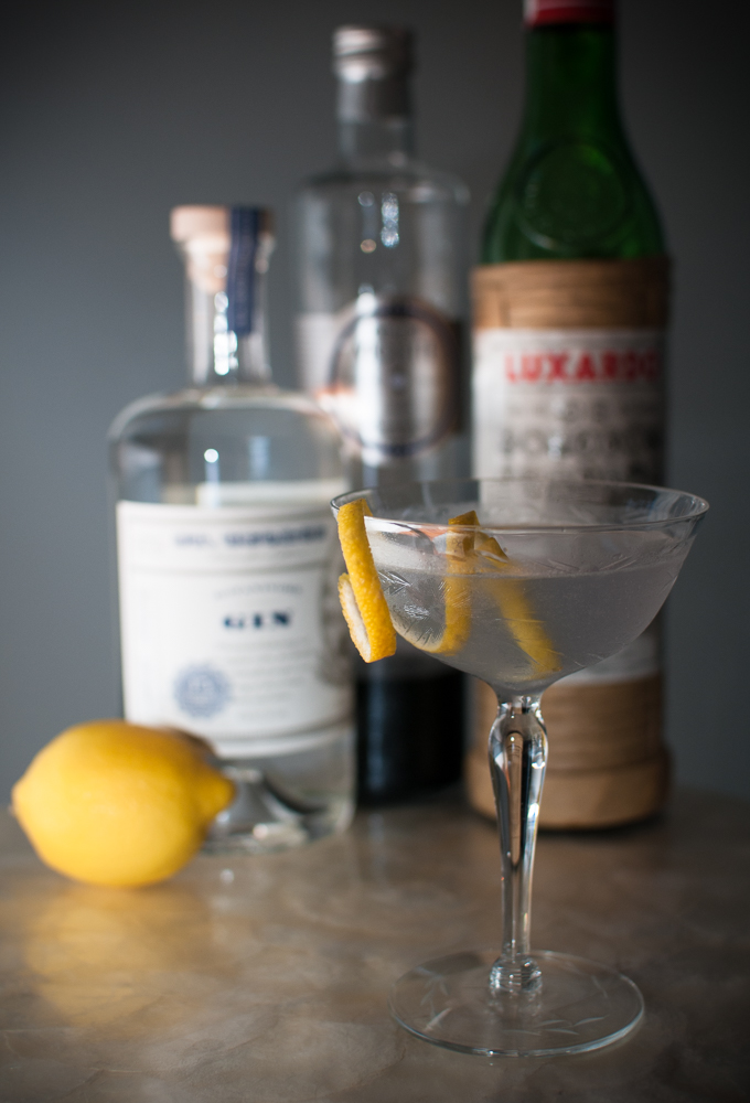 The sophisticated and refreshing Aviation cocktail is a gin lover's ...