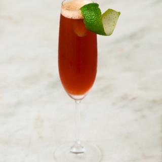 Eleanor Of Aquitaine Cocktail // OakhurstKitchen.com