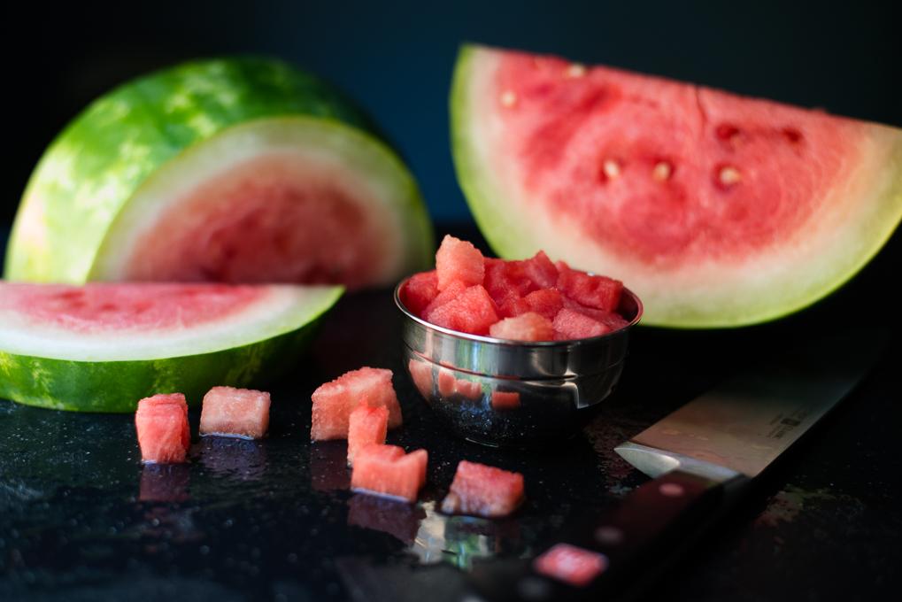 Watermelon Mojito // OakhurstKitchen.com