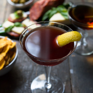Harvard Cocktail // OakhurstKitchen.com